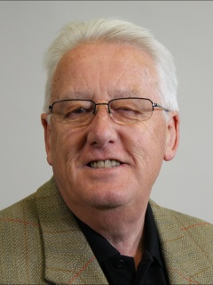 Photograph of  Cllr Graham Wright