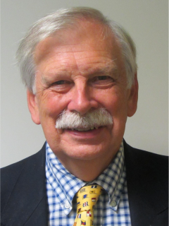 Photograph of  Cllr Ian Blair-Pilling