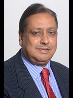Photograph of Cllr M Aslam Choudry