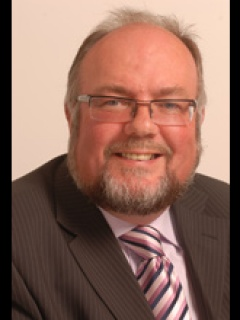 Photograph of Cllr George Crane