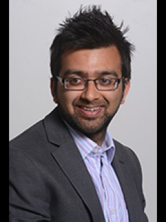 Photograph of Cllr Krupesh Hirani