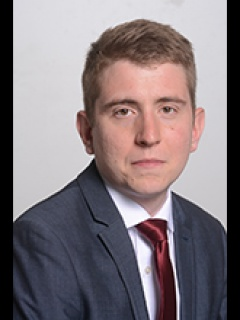 Photograph of Cllr Matt Kelcher