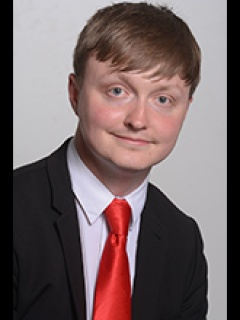 Photograph of Cllr Tom Miller