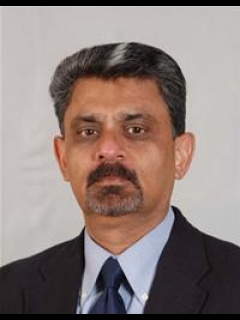 Photograph of Cllr Amer Agha MB BS, MSc, PHCM