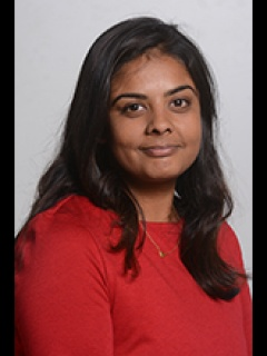 Photograph of Cllr Mili Patel
