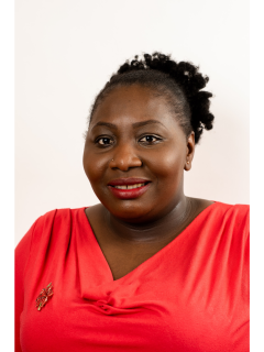 Photograph of Cllr Tonia Ashikodi