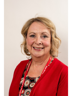 Photograph of Cllr Christine Grice