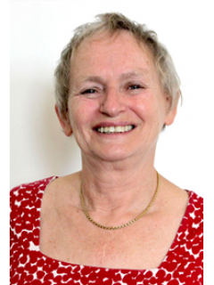 Photograph of Cllr Hilary Ackland