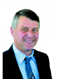 Photograph of Cllr Jerry Brook