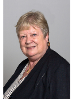 Photograph of Cllr Christine Channon