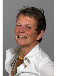 Photograph of Cllr Polly Colthorpe