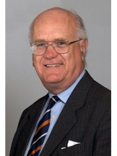 Photograph of Cllr Richard Edgell