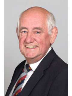 Photograph of Cllr George Gribble