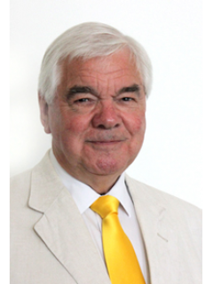 Photograph of Cllr Gordon Hook