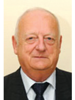Photograph of Cllr John Mathews