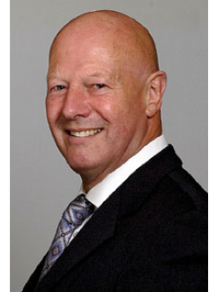 Photograph of Cllr Barry Parsons