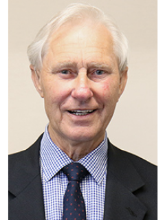 Photograph of Cllr Ron Peart