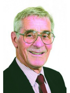 Photograph of Cllr Ray Radford