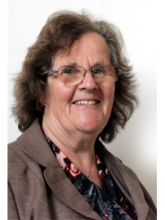 Photograph of Cllr Margaret Squires