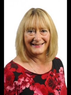 Cllr Brenda Warrington