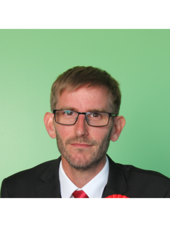 Cllr John Hackett - Scottish Labour