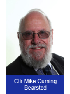 Cllr Mike Cuming
