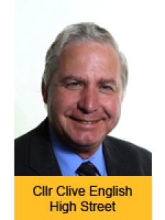 Cllr Clive English