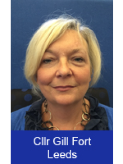 Cllr Gill Fort