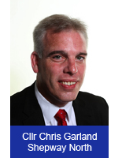 Cllr Christopher Garland