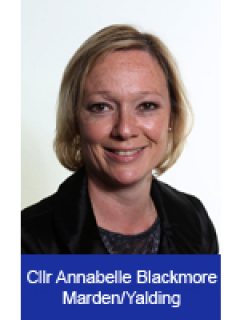 Cllr Mrs Annabelle Blackmore