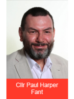 Cllr Paul Harper