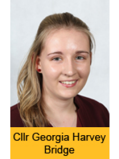 Cllr Georgia Harvey