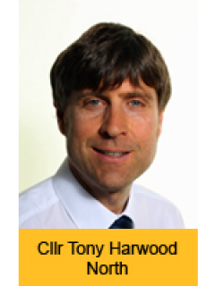 Cllr Tony Harwood