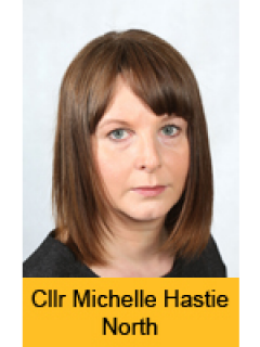 Cllr Michelle Hastie