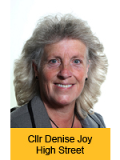 Cllr Mrs Denise Joy
