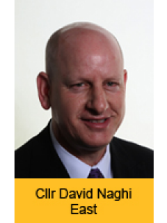 Cllr David Naghi