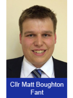Cllr Matt Boughton