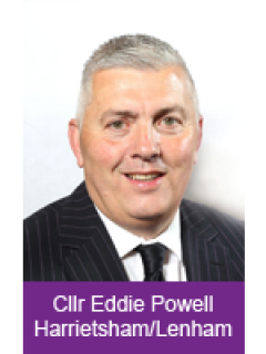 Cllr Eddie Powell