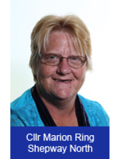 Cllr Marion Ring