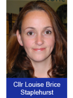 Cllr Louise Brice