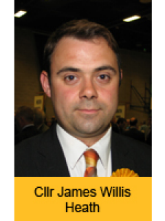 Cllr James Willis