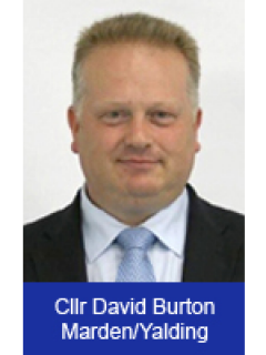Cllr David Burton
