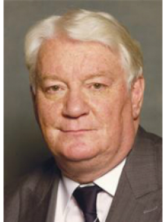 Photograph of Cllr Peter Harrand