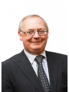 Photograph of Cllr Tim Swift MBE