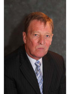 Photograph of Cllr Ronnie McNicol
