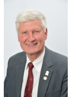 Photograph of Cllr Bill Bendyshe-Brown