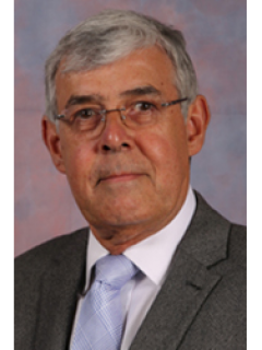 Photograph of Cllr Des Bray