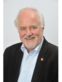Photograph of Cllr Noel Brown