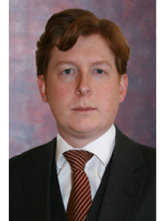 Photograph of Cllr Andrew Garth