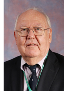 Photograph of Cllr John Gladwin